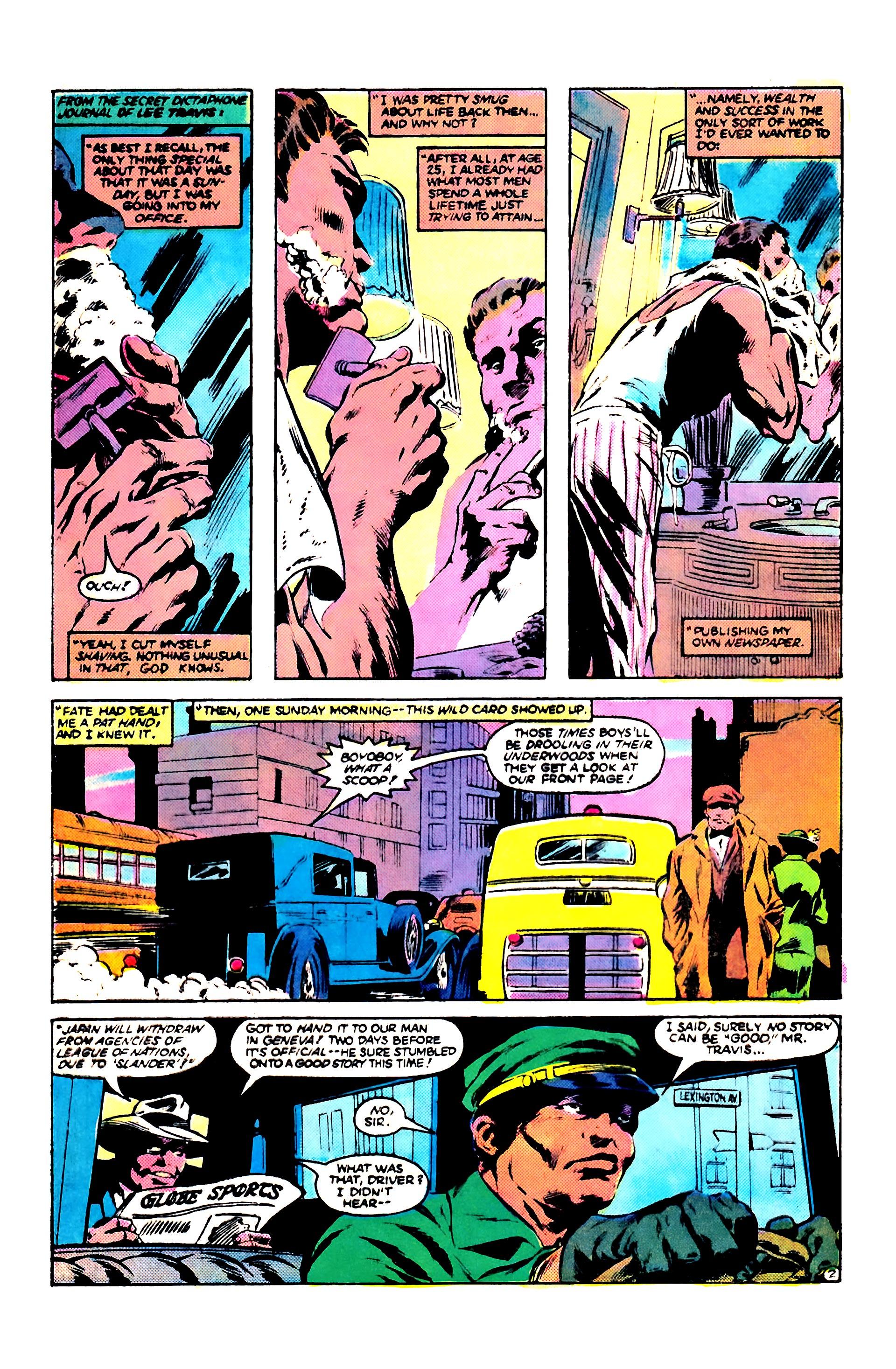 Read online Secret Origins (1986) comic -  Issue #5 - 4