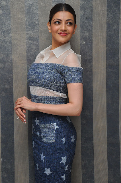Kajal Agarwal Latest Interview HD Stills