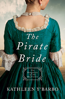 Heidi Reads... The Pirate Bride by Kathleen Y'Barbo