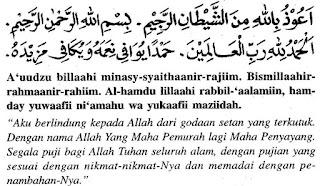 Doa setelah sholat fardhu dan artinya 1