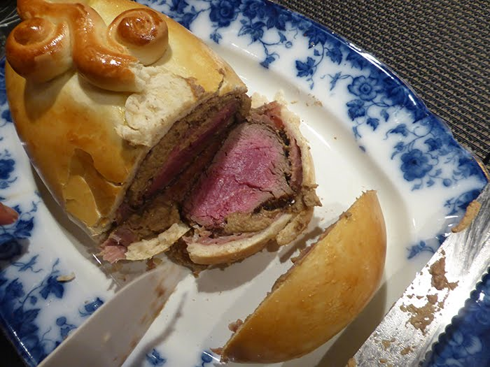 Bœuf Wellington, Filetto alla Wellington, Christmas Beef Wellington