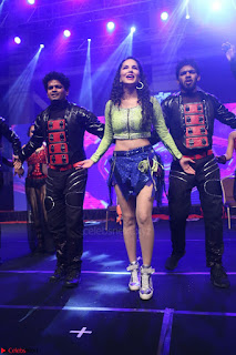 Sunny Leone Dancing on stage At Rogue Movie Audio Music Launch ~  140.JPG