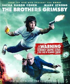 The Brothers Grimsby (2016) พี่น้องสายลับ