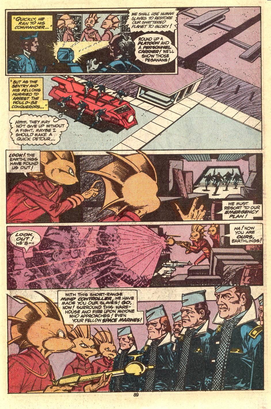 Read online Secret Origins (1986) comic -  Issue #50 - 92