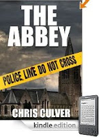 "Our Kindle eBook Of The Day is Chris Culver's <b><i> The Abbey</i></b>, featuring Ash Rashid, a Muslim ""Dirty Harry"" of a homicide detective - and here's a free sample!"