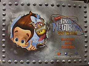 Jimmy Neutron: Boy Genius