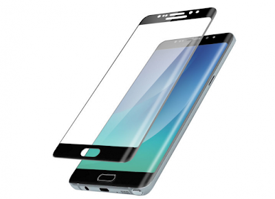 Desain gambar Samsung Galaxy Note 7 mulai bocor berbahan logam