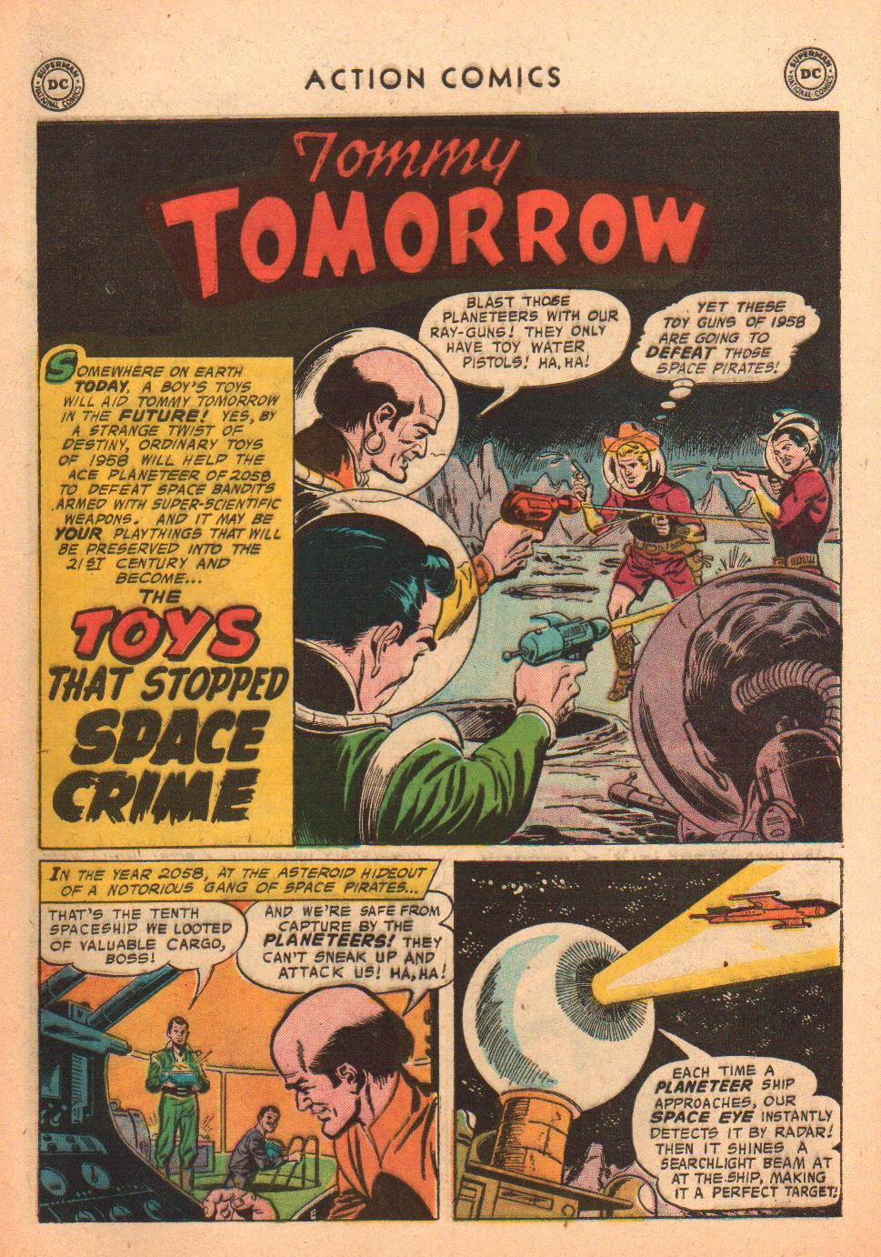 Read online Action Comics (1938) comic -  Issue #239 - 27