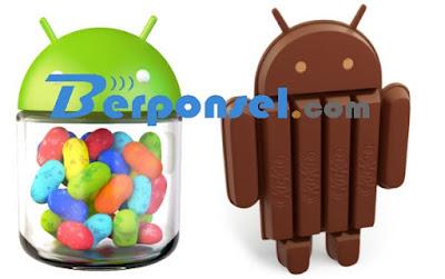 Bagaimana Cara Upgrade OS Android Jelly Bean ke Kitkat ?