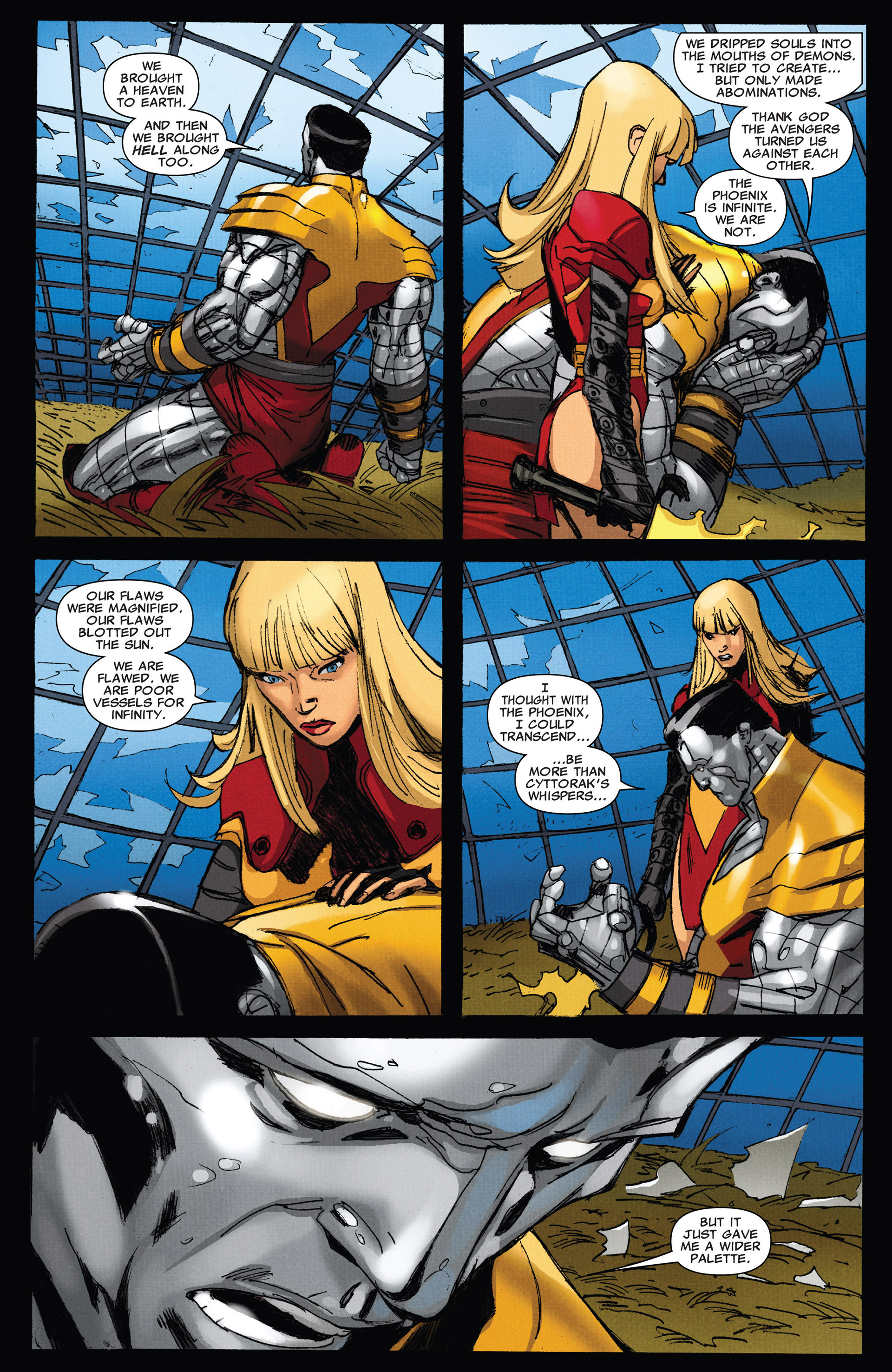 Read online Uncanny X-Men (2012) comic -  Issue #18 - 7