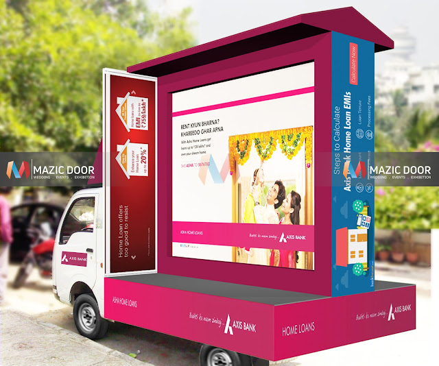Road Show Canter Display Design 01
