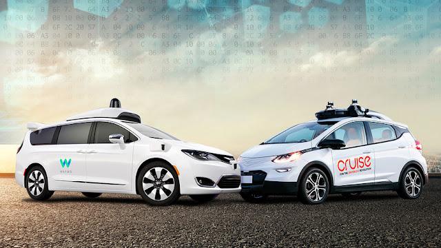 General Motor dan Tim Honda Bekerja Sama menciptakan Mobil Otonom