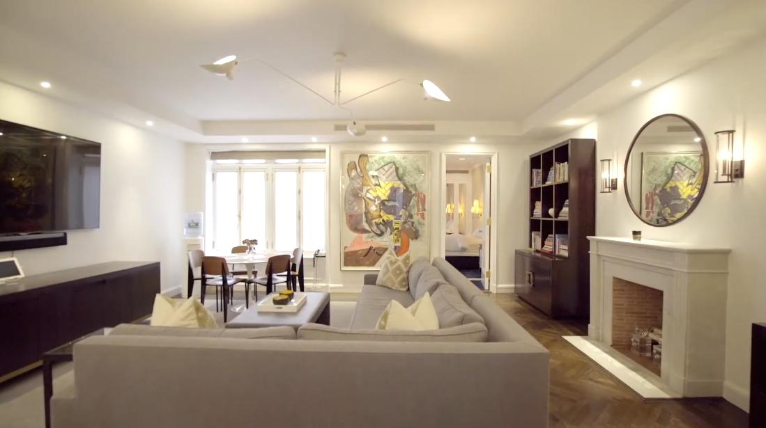 35 Interior Design Photos vs. 20 E 73rd St, New York, NY Luxury Townhome Tour