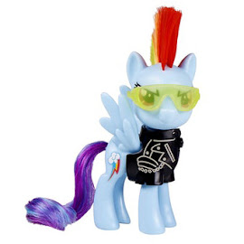 My Little Pony SDCC 2018 Rainbow Dash Brushable Pony