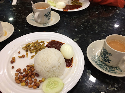 Breakfast Easy Hotel Kuala Lumpur