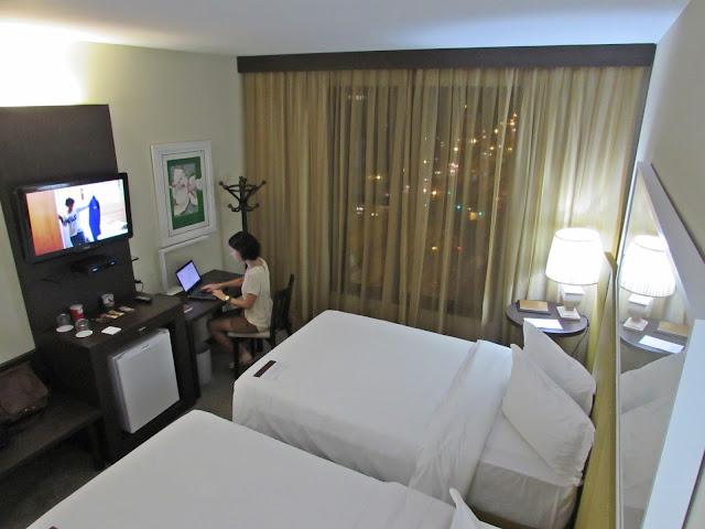 Saiba como é se hospedar no Ouro Minas Palace Hotel BH