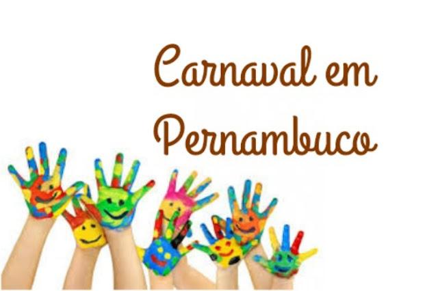 Carnaval em Recife e Olinda para criança 2019