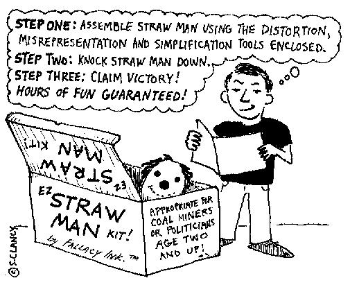 Straw Man Instructions D20