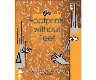 Class 10 English Footprints Book