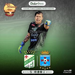 Romel Quiñónez - Clásico Cruecño 179 entre Oriente Petrolero vs Blooming - DaleOoo - Super Milaneza