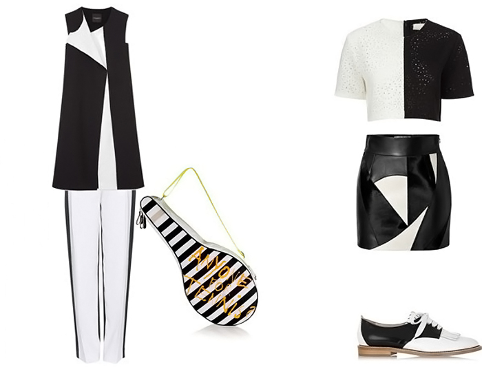 Trend Report | Black & White