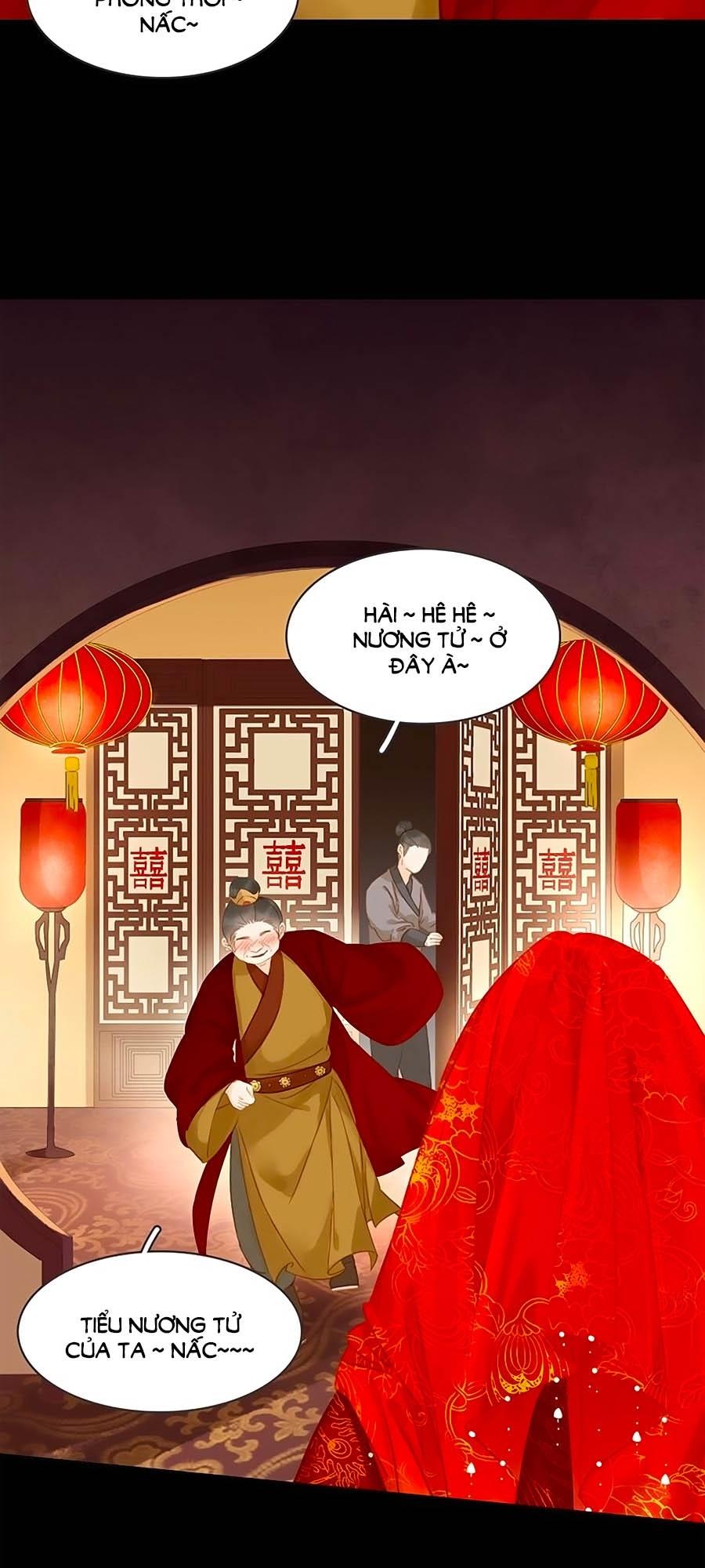 Tiểu sư phụ, tóc giả của ngài rơi rồi! chap 12 - Trang 23