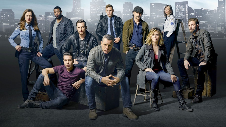 Chicago P.D. Distrito 21 - 6ª Temporada 2018 Série 1080p 720p HD completo Torrent