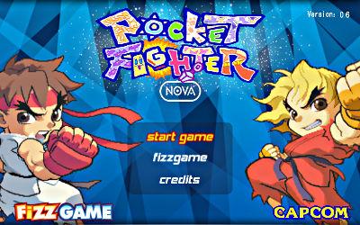 Pocket Fighter Nova - Jeu de Combat en 2D sur PC