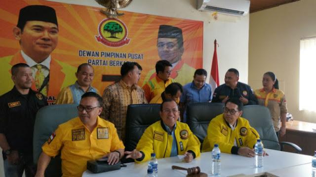Partai Tommy Soeharto Undang Prabowo Nobar Film G30S/PKI