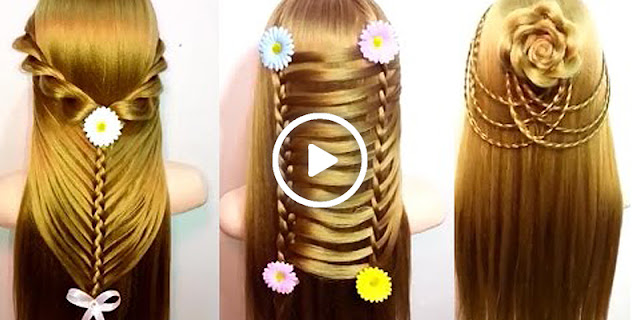 Check Out These 10+ Amazing Hairstyle Compilation - See Video!
