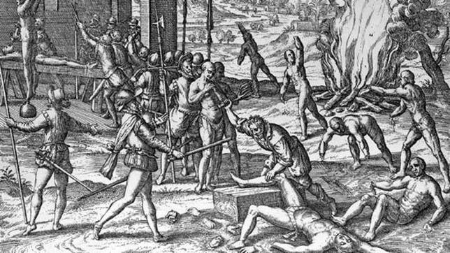 dominante blanco esclavitud