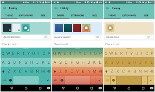 Fleksy + GIF Keyboard v9.7.5 build 2688 Premium Paid APK is Here !