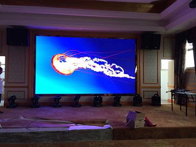 Cung cấp màn hình led p4 indoor trong nhà giá rẻ tại An Giang