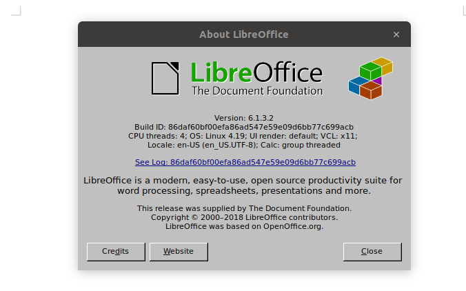Libre Office 6 1 3 Released, Install on Ubuntu / Linux Mint System