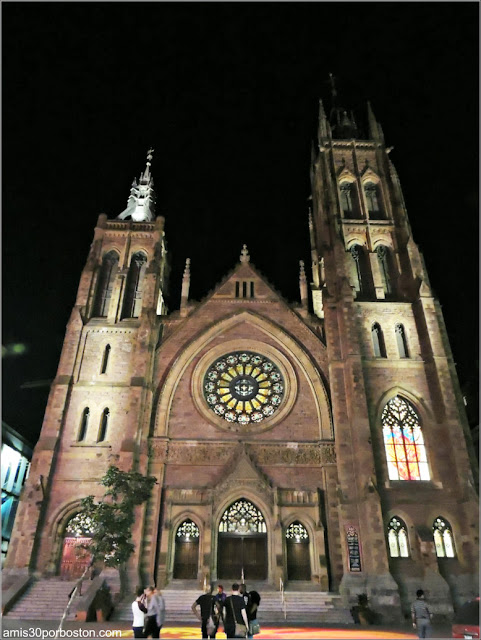 St. James United Church, Montreal