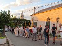 Sv. Ivan Krstitelj procesija fjera Povlja slike otok Brač Online