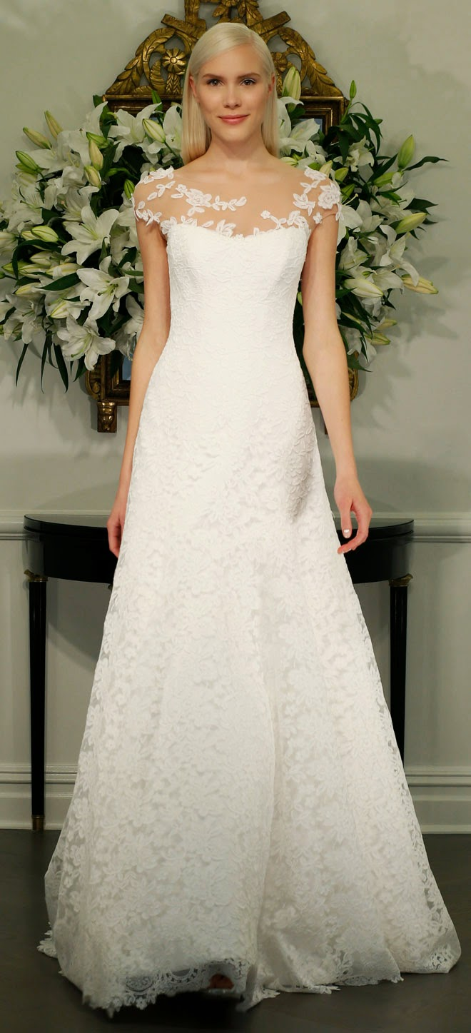 Legends Romona Keveza Fall 2015 Bridal Collection Belle
