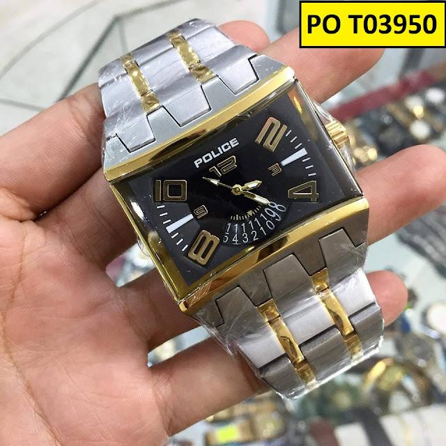 Đồng hồ nam Police PO T03950