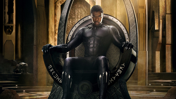 Watch Online All Marvel Movies HD on Google Xtream Black Panther [2018]
