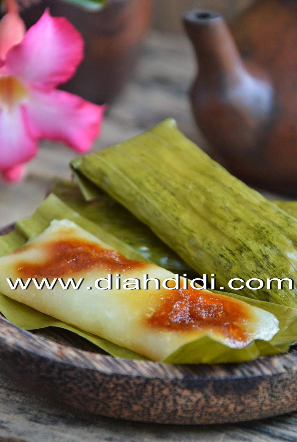 Diah Didis Kitchen Lemet Singkong