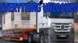Everything Unlocked Mod