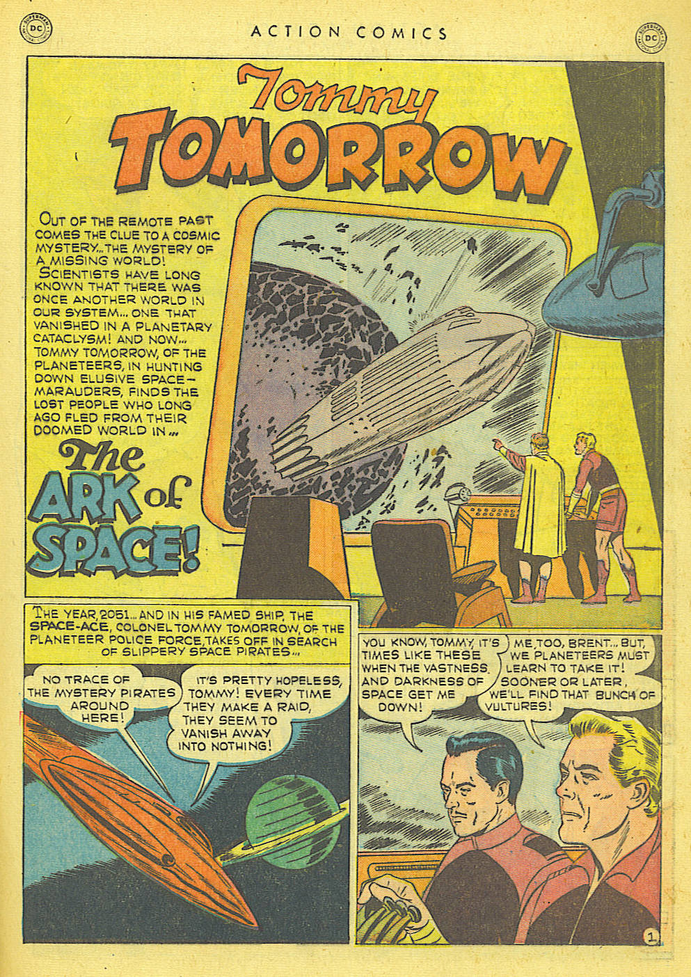 Read online Action Comics (1938) comic -  Issue #152 - 17