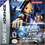 Shaman King - Legacy of the Spirits - Sprinting Wolf
