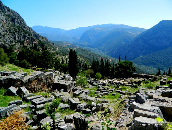 Sítio Arqueológico de Delfos