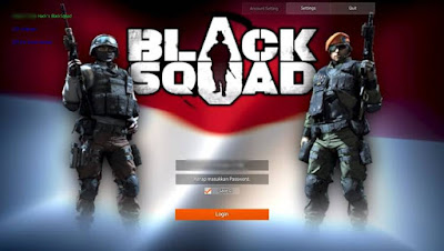 PKL Black Squad Cheat GRATIS