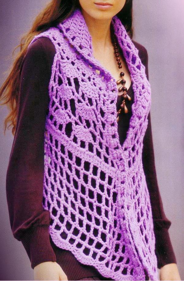Stylish Easy Crochet