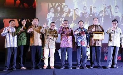Malam Anugerah Lampung CSR Award 2017 Libatkan UMKM
