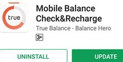 truebalance recharge and cashback app
