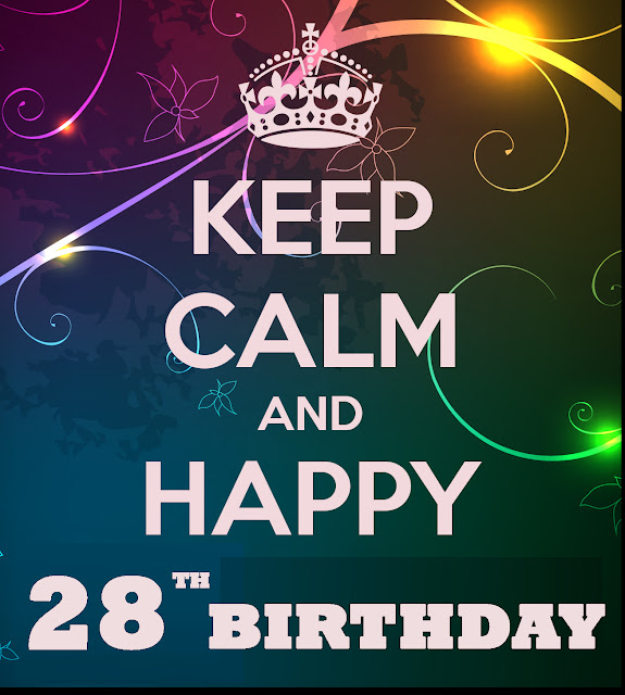 Happy 28th Birthday Images and Pictures for Men,For women, For Sisters, Facebook, Friends, Brothers and Family. Loving and funny birthday 28th images
