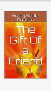 the gift of a friend, sexual abuse novel, holley noelle robison, ya addiction, young adult alcohol addiction
